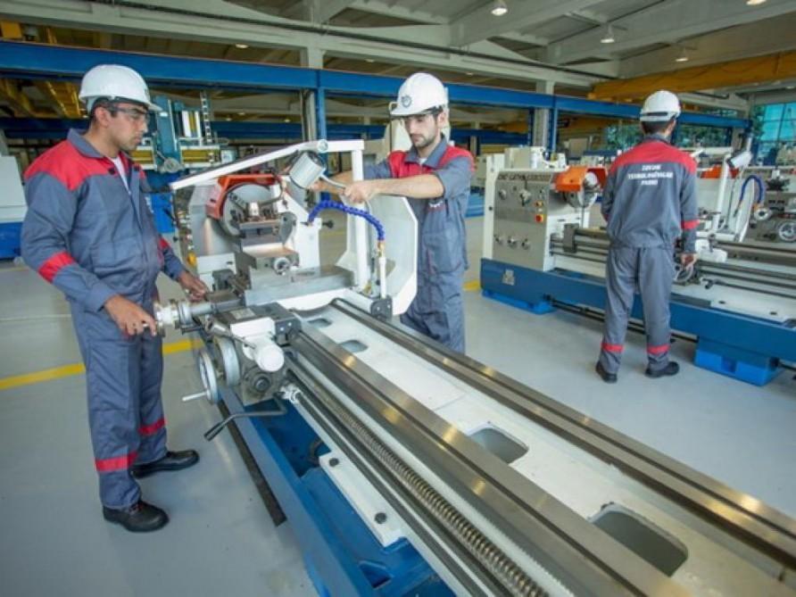 Azeri üretimi arttı!