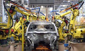 Otomotiv üretiminde artış yaşanıyor