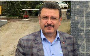 Ortahisar Belediye Başkanı Metin Genç: Dünyayı sömüren hakim güçler, Müslüman aleminden eksik olmuyor