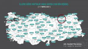 Trabzon'da düşüş devam ediyor!