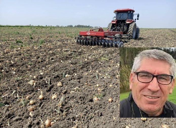 Yıldırım: Depodaki soğan alındı, tarladaki traktörle sürülüyor