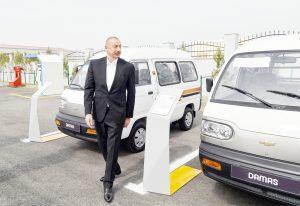 'Made in Azerbaycan' geliyor!