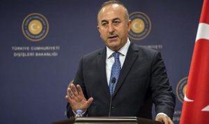 Bakan Çavuşoğlu: Hep kınıyoruz ama ümmet adım atmamızı bekliyor