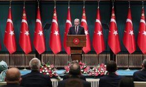 Cumhurbaşkanı Erdoğan: Salgın kontrolümüz altında