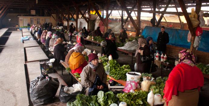 Trabzon'da pazar yerleri belli oldu!