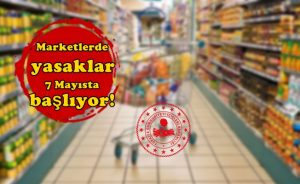 Süper Marketlere 'İnce Ayar' geldi!
