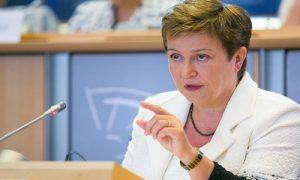 IMF salgını bitirmek için 50 milyar dolarlık girişim önerdi!