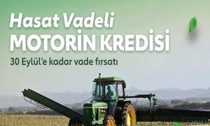Çiftçiye bir destek daha