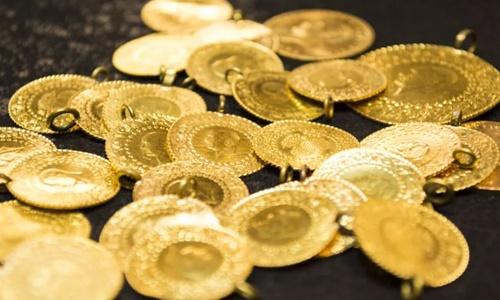 Gram altın yılın zirvesinde