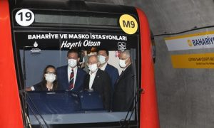 İBB Başkanı İmamoğlu: İstanbul'daki toplam metro hattı 260 kilometreye ulaştı