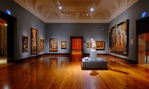 Sanatseverler 1 Haziranda galerilere