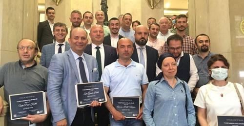 Trabzon'da Oteller Birliği başkanını seçti
