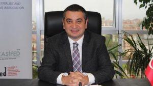TSİAD 13'üncü Başkanı Sırrı Eren: Trabzon için fındık-turizm-balık ihracatı çok önemli