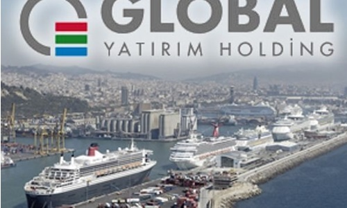 Global Yatırım Holding ilk çeyrekte 307 milyon TL'lik gelir elde etti
