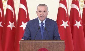 Erdoğan: Biden'la ilişkilerimizi artıracağız