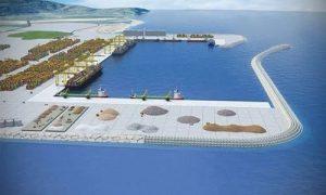 Türkiye'nin 3. büyük limanı Zonguldak, Filyos Limanı