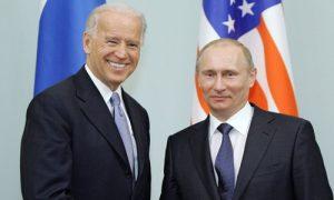 Biden ile Putin ilk kez yüz yüze görüştü