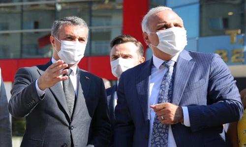 Bayık'a yapılan saldırı sonrası Trabzon ayağa kalktı