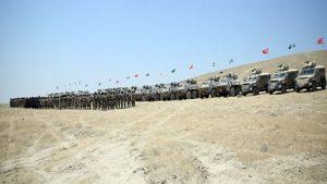Azerbaycan-Türk askeri tatbikatları sona erdi