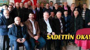 Trabzon Bayburtlular Derneği Başkanı Sadettin Okay güven tazeledi