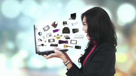 E-ticarette kadın girişimci sayısı yüzde 50 arttı