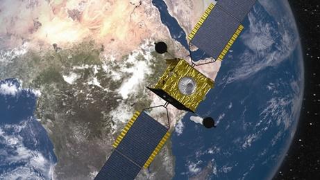 Airbus, askeri uydulardaki iletişimi güçlendiriyor