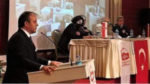 TİNEMOD Başkanı Ayhan TAFLAN Türkiye Emlak Müşavirleri Federasyonu Genel Başkan Yardımcılığına Seçildi.
