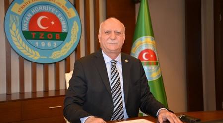 TZOB Genel Başkanı Bayraktar: KURBANLIKLARIN FİATLARINI AÇIKLADI