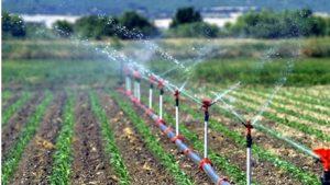 DSİ'den modern sulama yapın açıklaması!