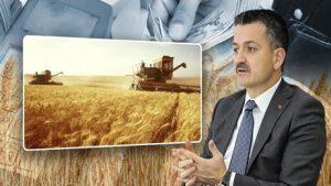 Tarım Bakanı: 420,5 milyon liralık destek ödemelerine bugün başlıyoruz