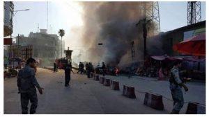 Son dakika: DEAŞ Afganistan'da patlamalar yapıyor!