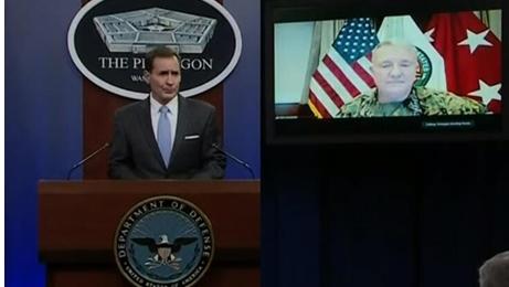 Pentagon Bombalamalara İlişkin Açıklama Yaptı!