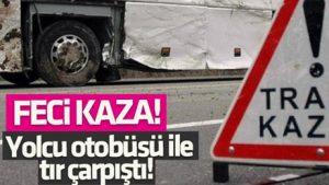 Soma'da kaza…çok sayıda yaralı var…Ölü sayısı…