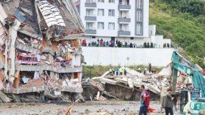 Kastamonu Bozkurt'ta AFAD'a 329 kayıp başvurusu …