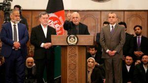 Afganistan Devlet Başkanı Eşref Gani 'Kan dökülmesini önlemek için' kaçtı!