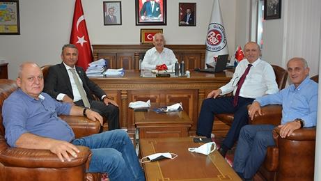 GÜSİAD Başkanı Yaşar: İzlenimlerimizi Hayata Geçireceğiz
