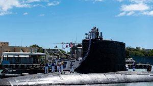 Avustralya, Çin tehdidine karşı nükleer enerjili denizaltı yapımı için İngiltere ve ABD ile anlaştı