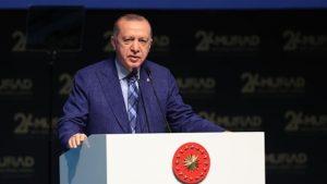 Erdoğan: 2053 vizyonumuzu şekillendireceğimiz bir döneme giriyoruz