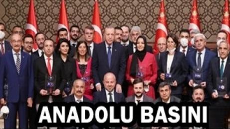 Cumhurbaşkanı Erdoğan: Ülkesi, Halkı ve Mesleğinin İtibarı İçin Mücadele Eden Gazetecileri Bu Millet Asla Unutmayacak