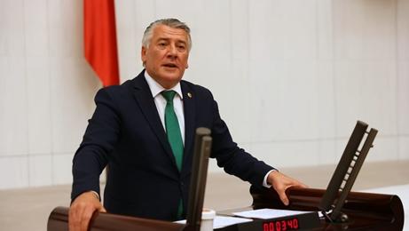 İYİ Parti Trabzon Milletvekili Dr. Hüseyin Örs, yurt sorununa dikkat çekti: Araklı'da okul var, yurt yok!