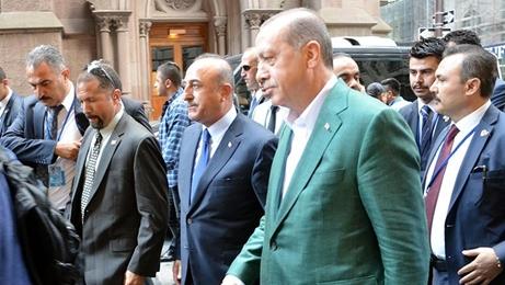 Erdoğan ABD'de İzlenecek!