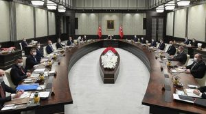 25 Ekim Gündemi Yoğun… Gözler Kabine Toplantısında