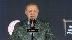 Erdoğan: Fahiş fiyatları üçte biri, beşte biri oranında yansıtıyoruz