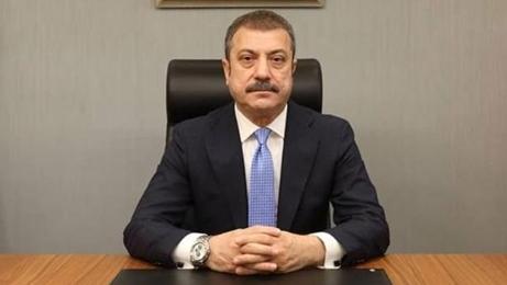 Merkez Bankası Başkanı Şahap Kavcıoğlu: Rezervlerimiz 123,5 milyar dolar seviyesine yükseldi