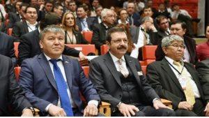 Türk girişimciler Kırgız ekonomisine katkıda bulunuyor