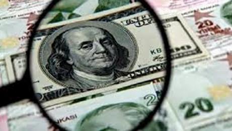 Dolar/TL'de bir rekor daha: 9,10 aşıldı